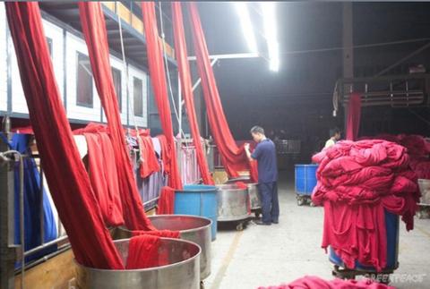 fábrica de ropa