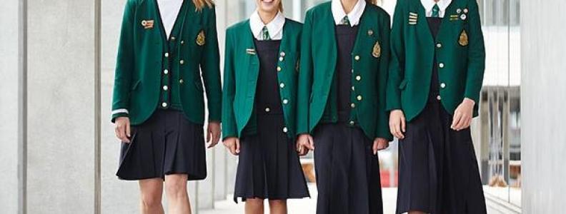 ¿Por qué utilizar uniformes escolares?