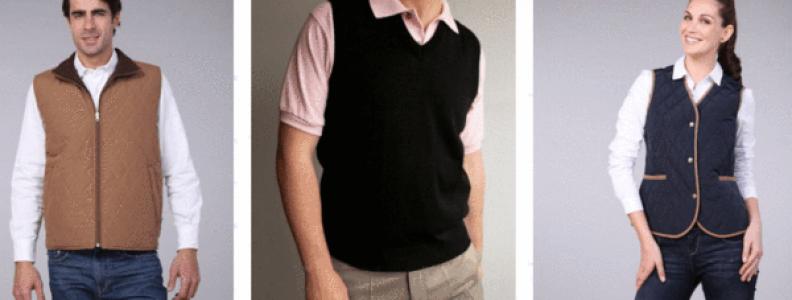 Los chalecos: una prenda muy versátil