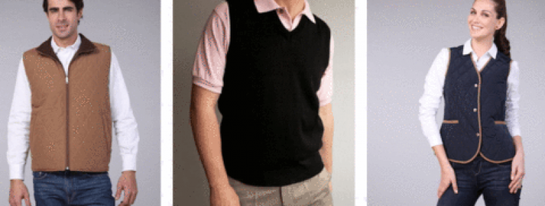 La última moda en ambientes profesionales: los chalecos