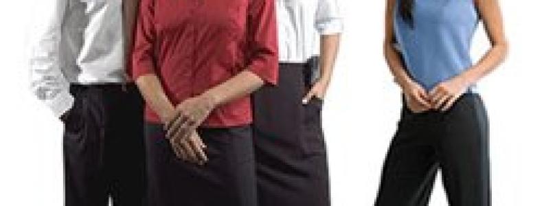El primer empleo y los uniformes ejecutivos