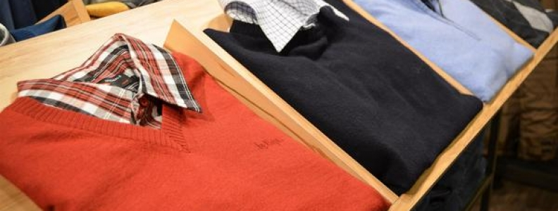 Los diversos estilos de suéteres